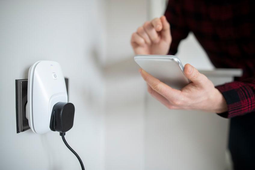 conectando un smart plug