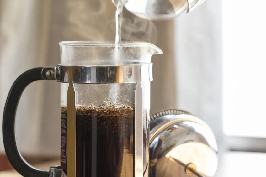 Fabricação de café