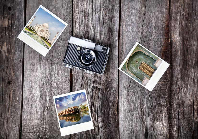 Câmeras e instantâneos