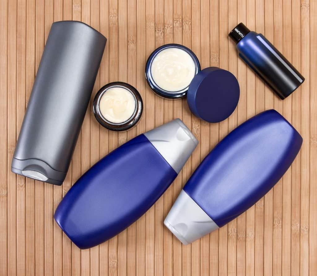 Imagem de produtos masculinos.