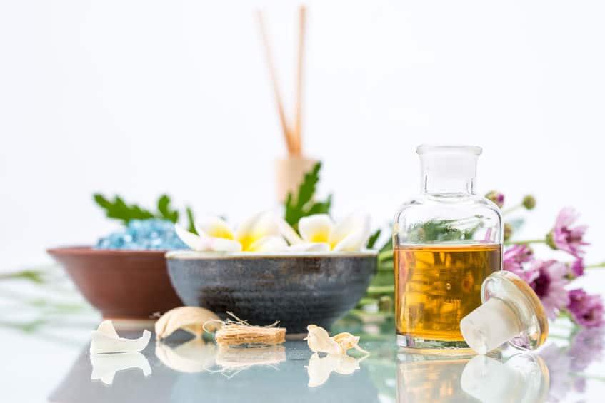 Imagem de difusores de ambiente e aromas.