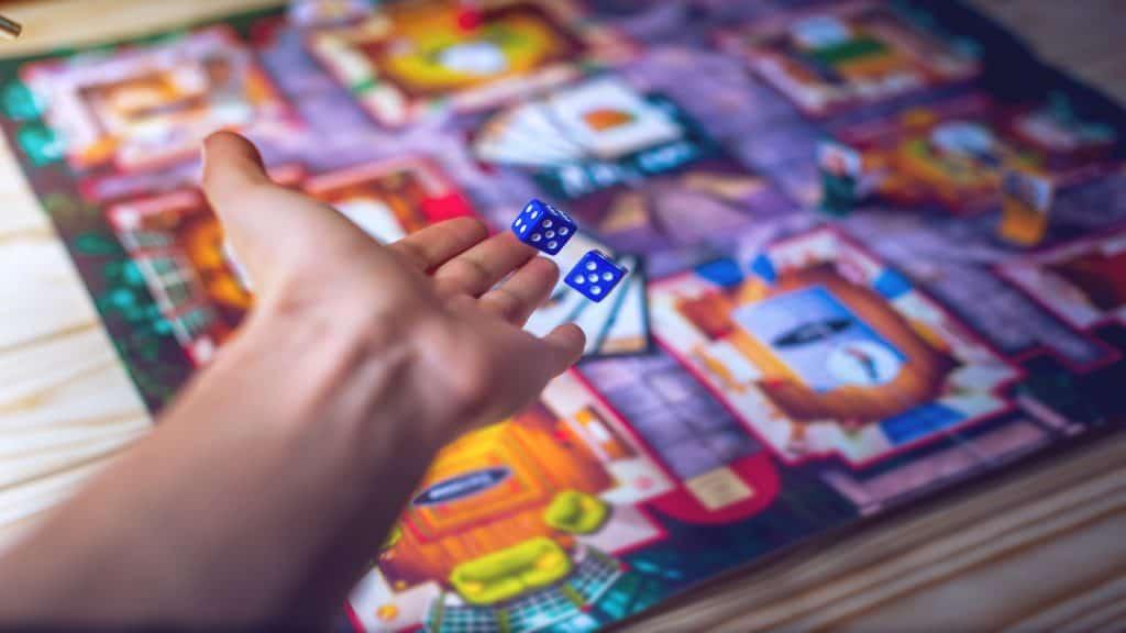 Imagem de jogo de mesa.