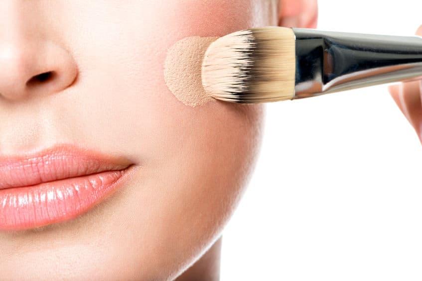 Bases de maquiagem líquidas