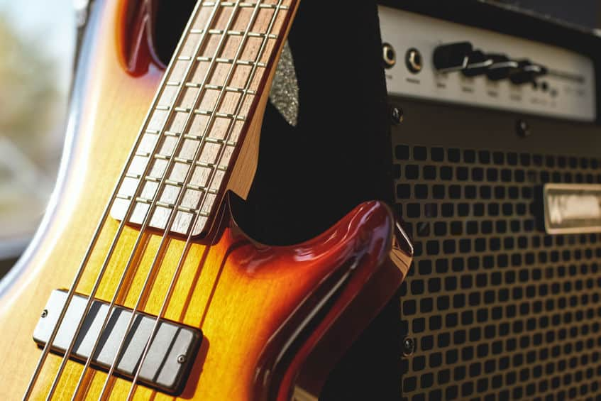 Imagem de guitarra.