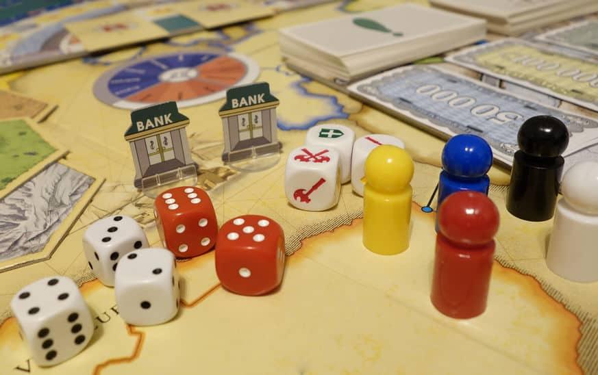 Imagem de acessórios para jogos.