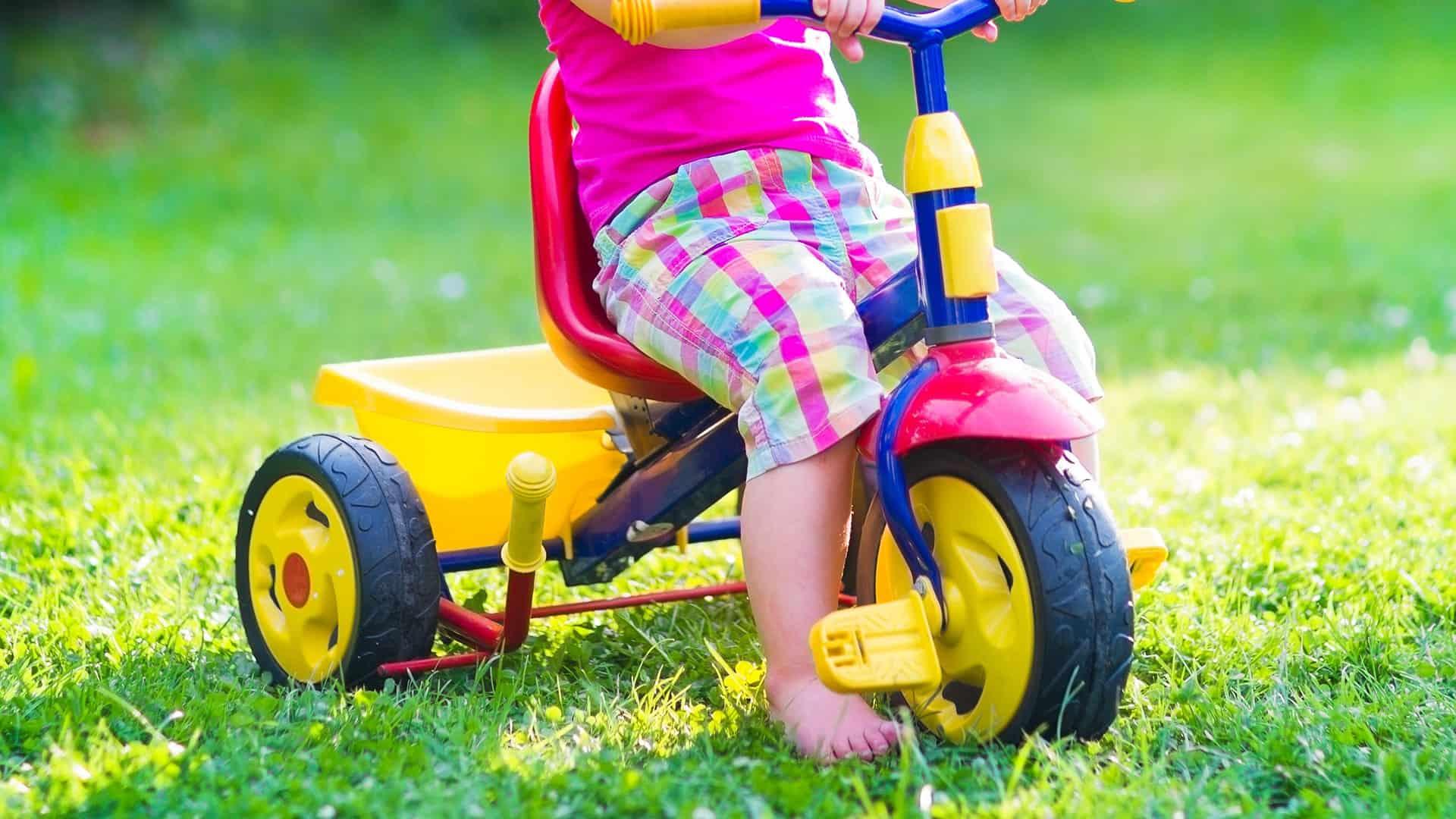 Triciclo infantil: Qual é o melhor de 2020?