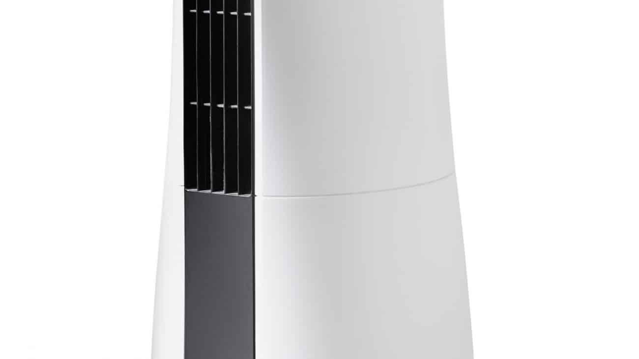 Ventilador torre.