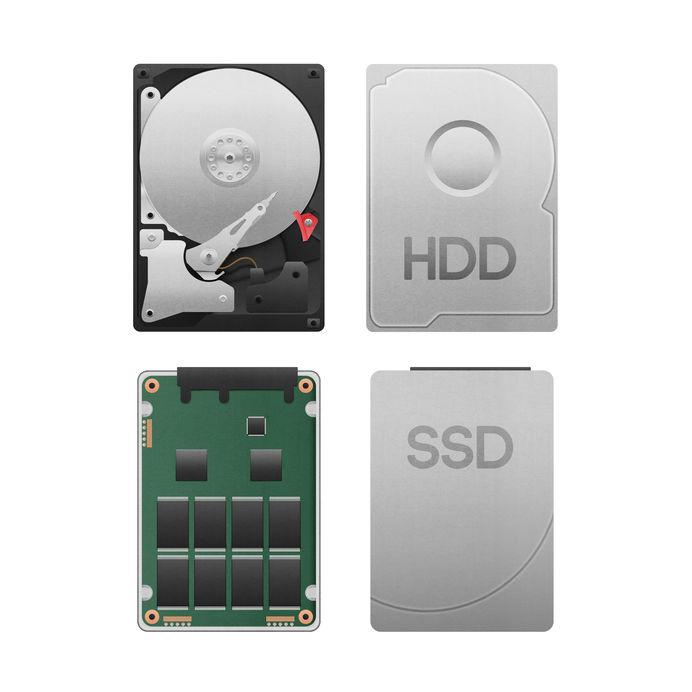Vetor SSD.