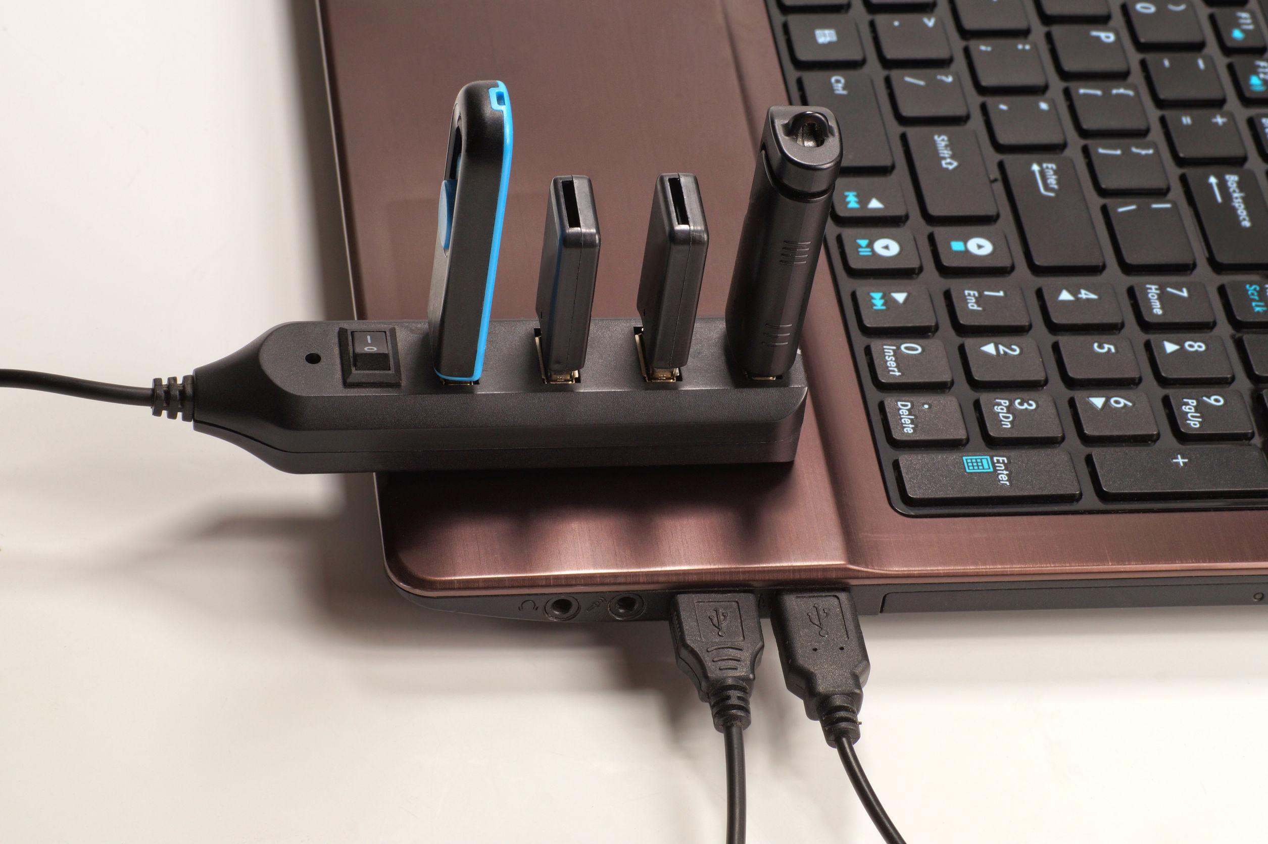 Hub-USB