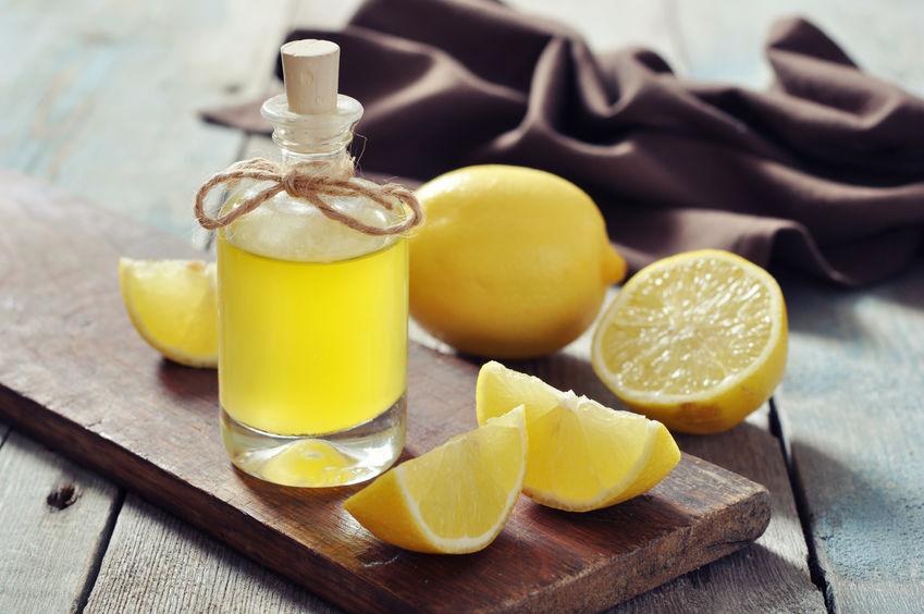 Oleo de limão