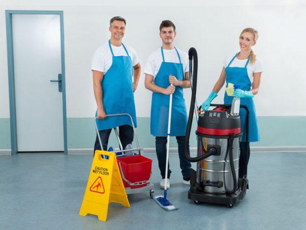 equipamento de limpeza