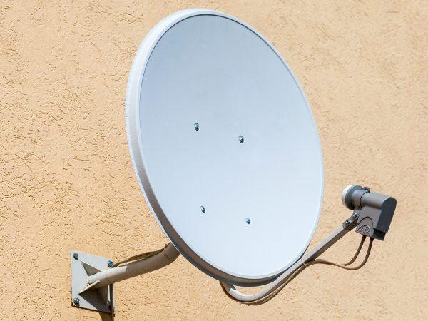 Antena en pared