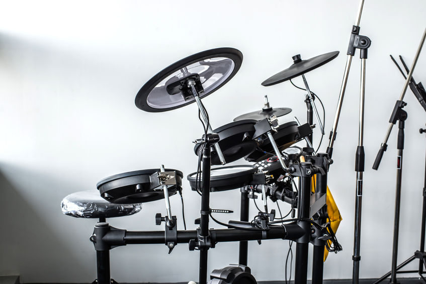 tambor eletrônico