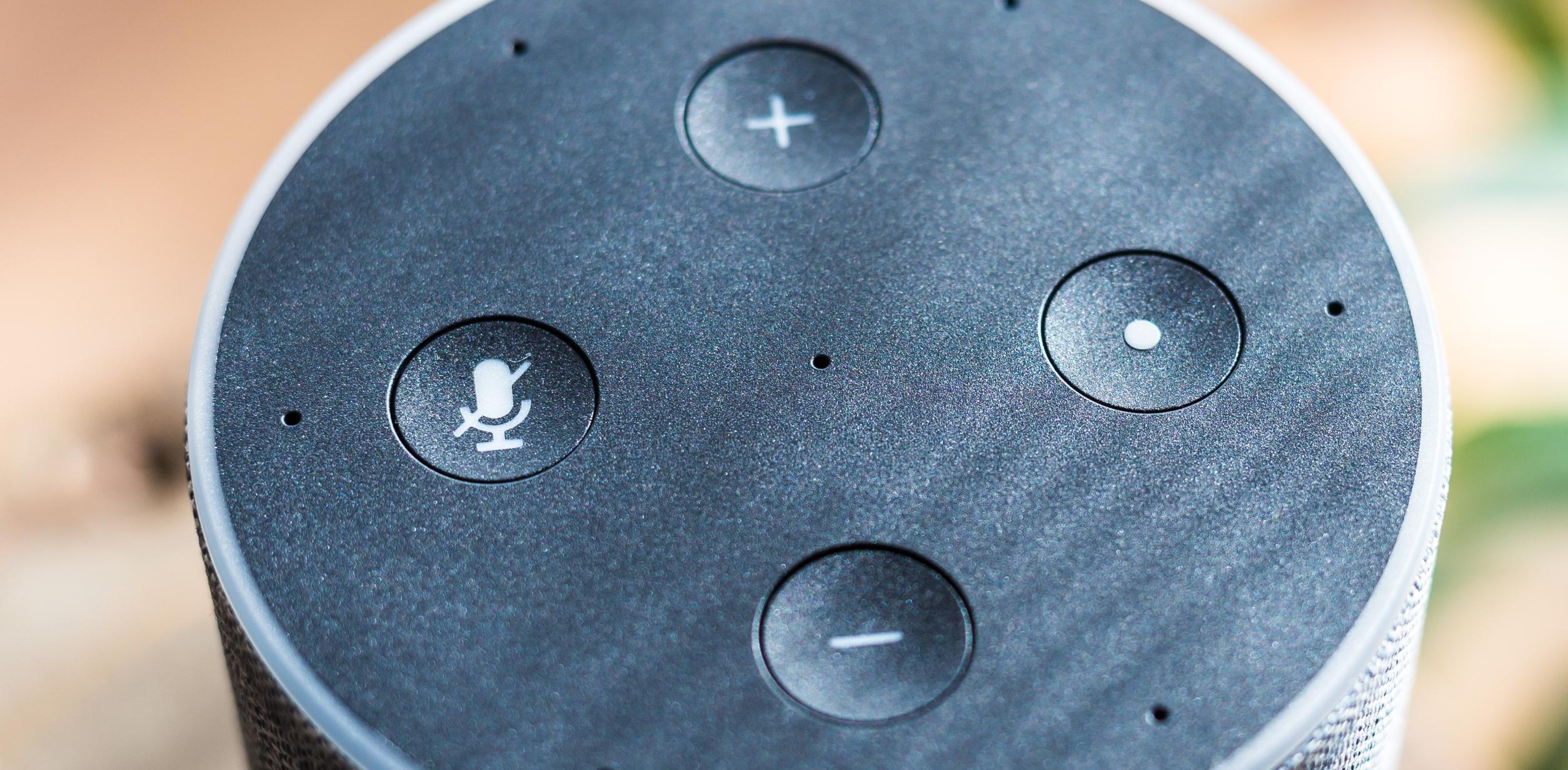 speaker buttons