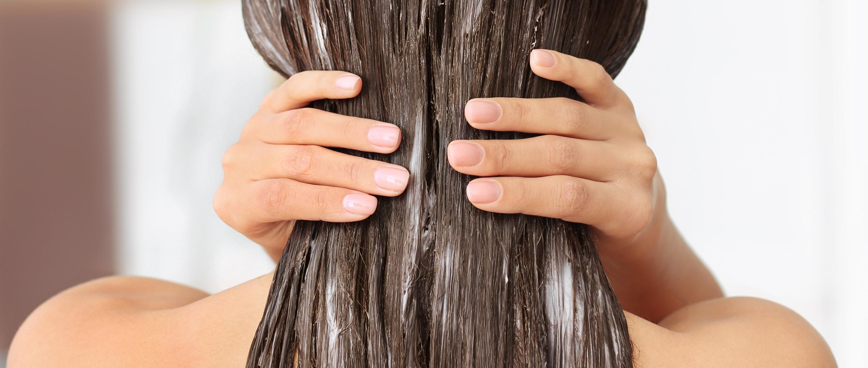 cabelo condicionado