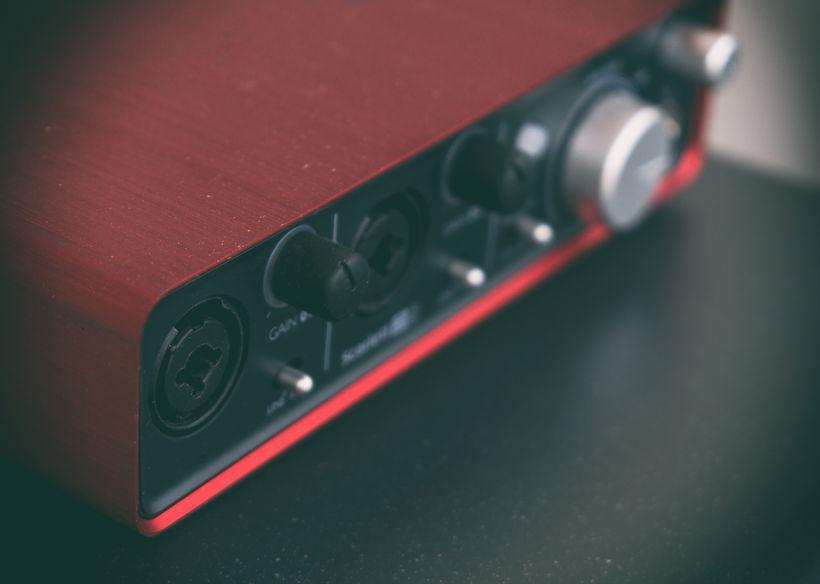 dispositivo de som
