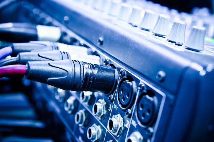 cabos de som