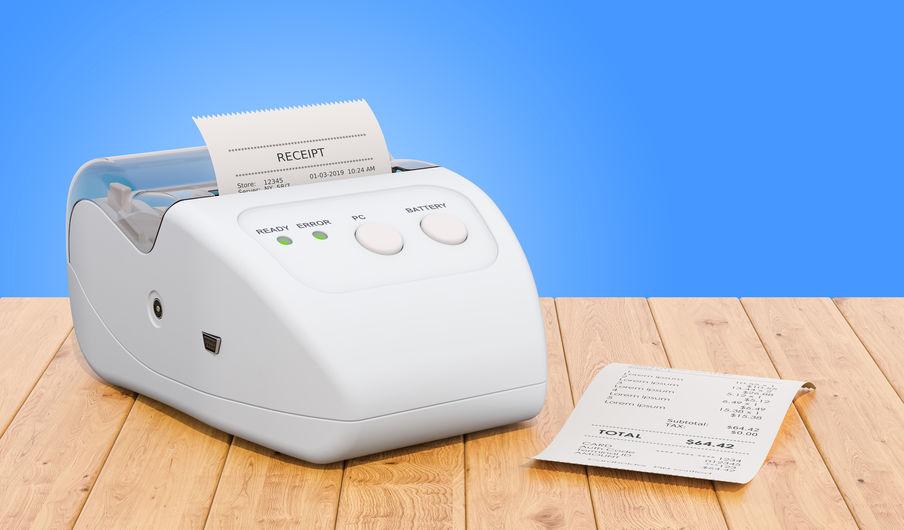 impressora de recibos