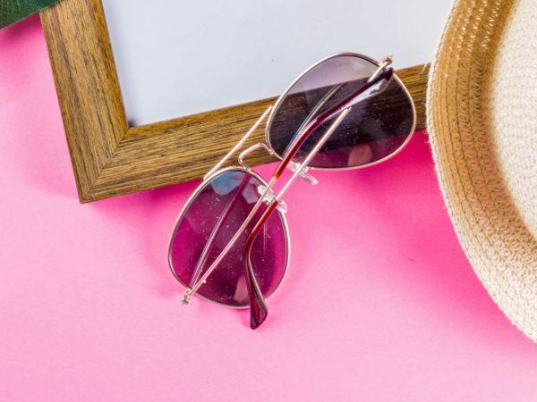 óculos de sol para praia
