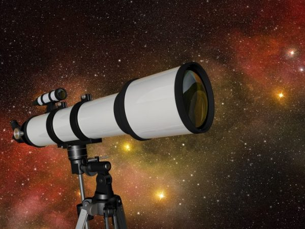 telescope in space