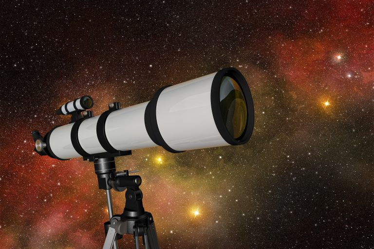 telescope in space
