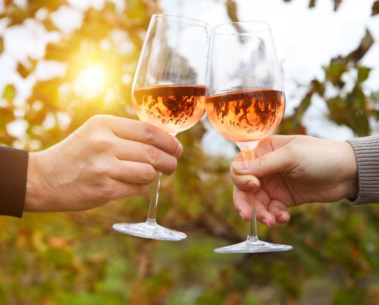 torcendo com vinho