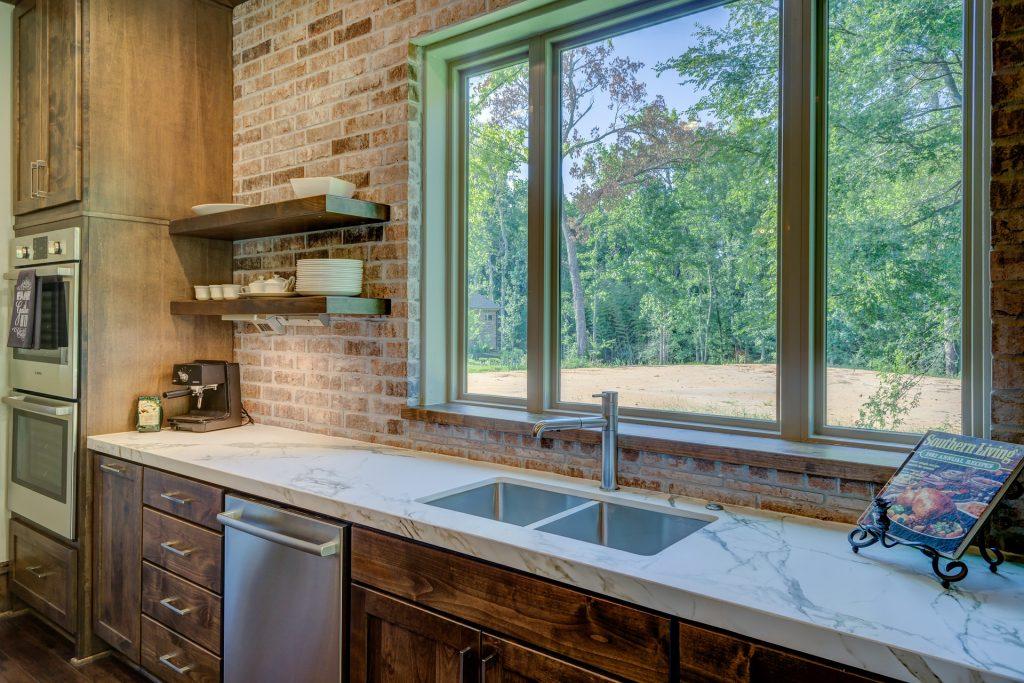 cozinha da casa de campo