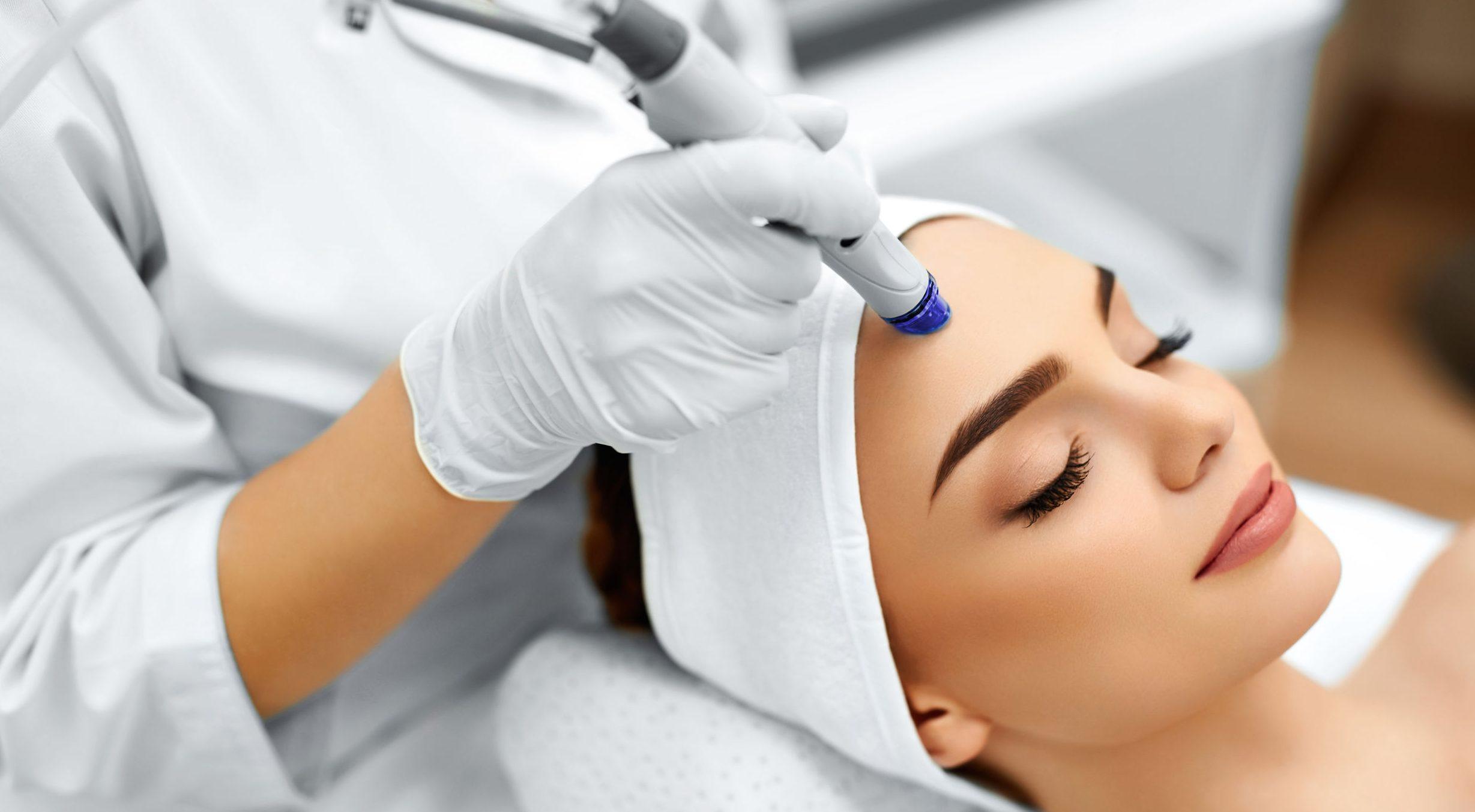 facial care treatment
