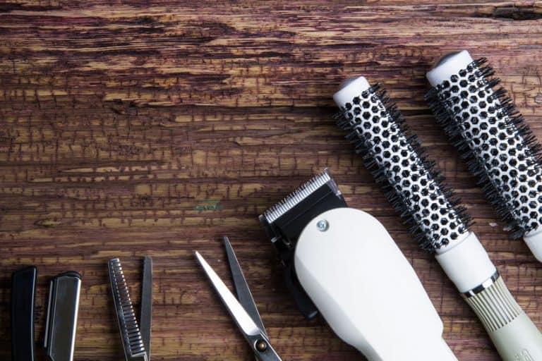 shaving stuffs