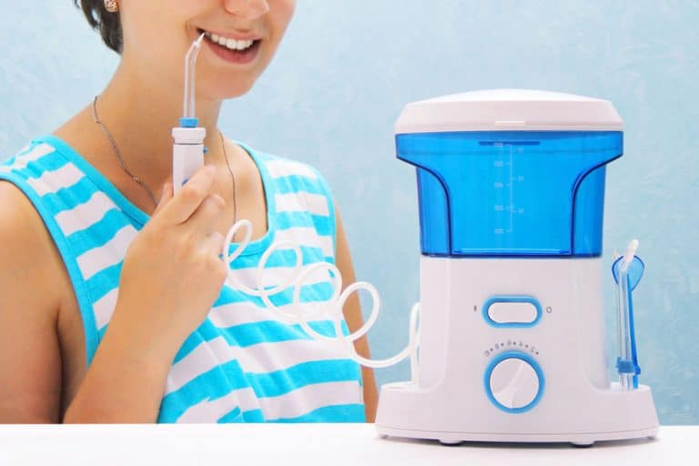 dental irrigator