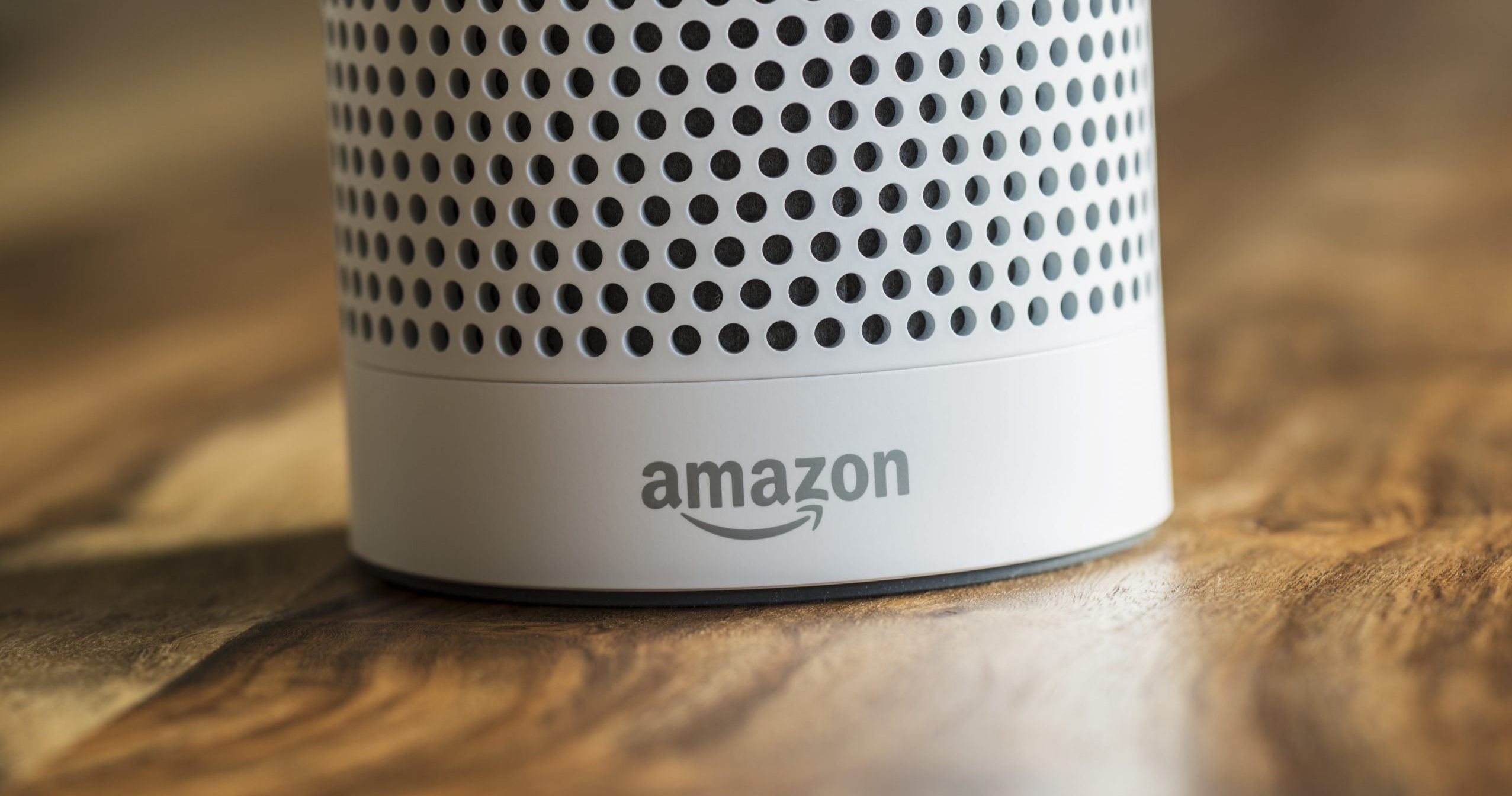 Amazon Echo Plus, the voice recognition streaming device from Am