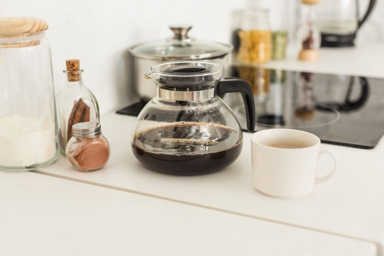 coffee and a mug