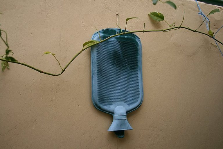 dry hot water bag