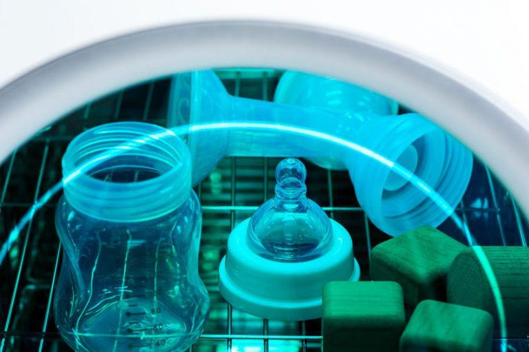 feeding bottle sterilizer