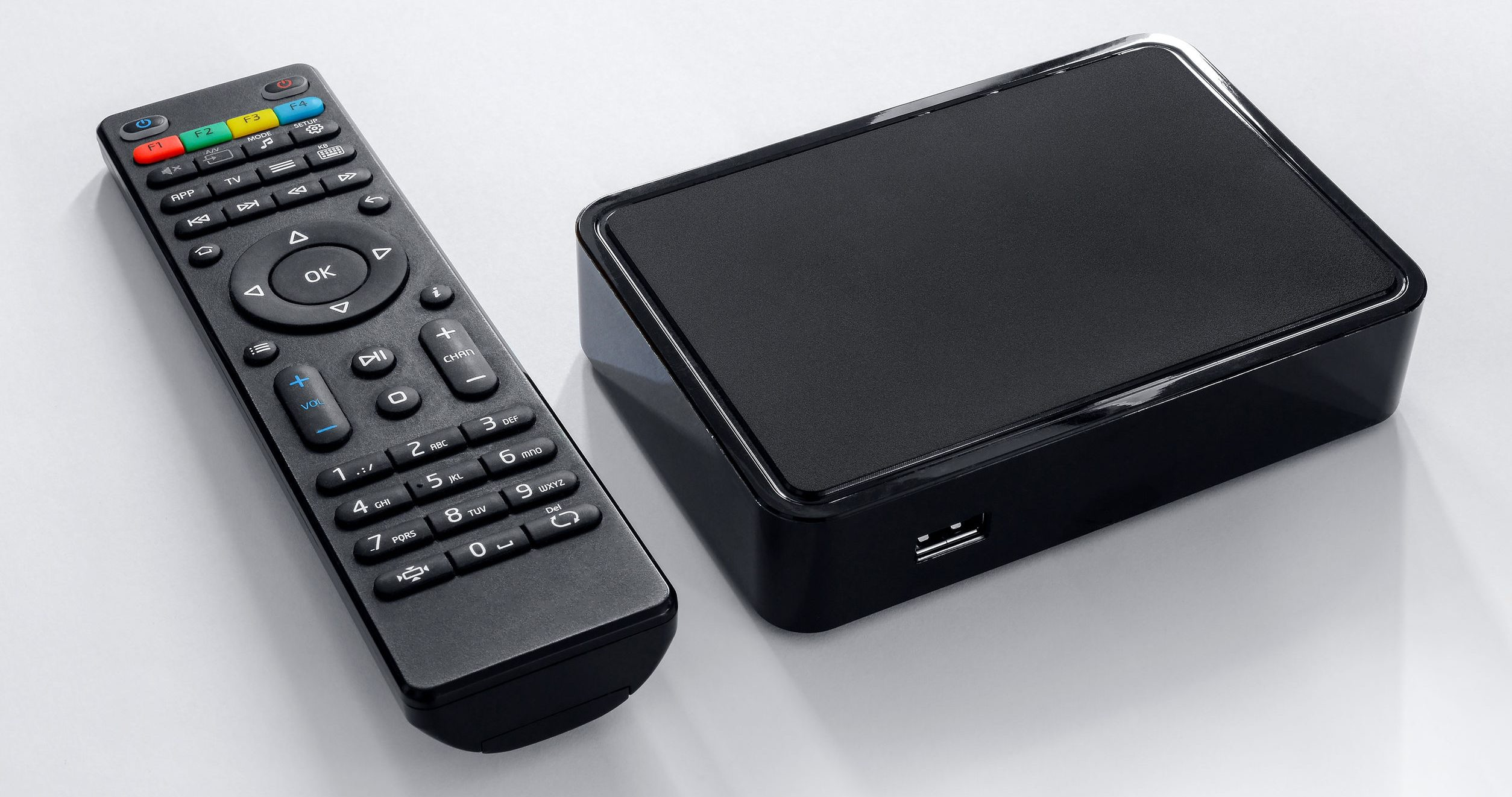 Smart tv box and a controller