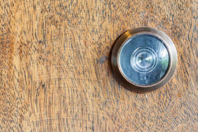 zoom peephole