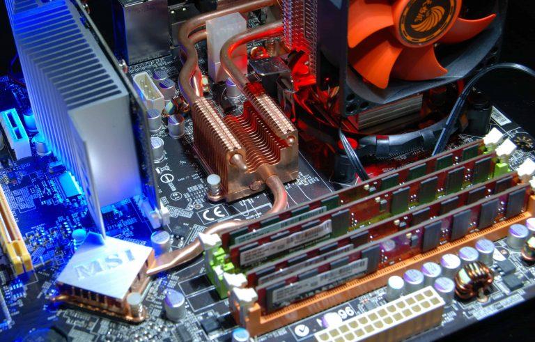 enfriador de computadora