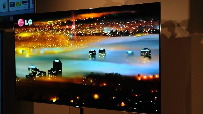 High definition Lg tv