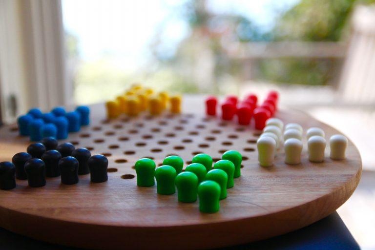 halma game