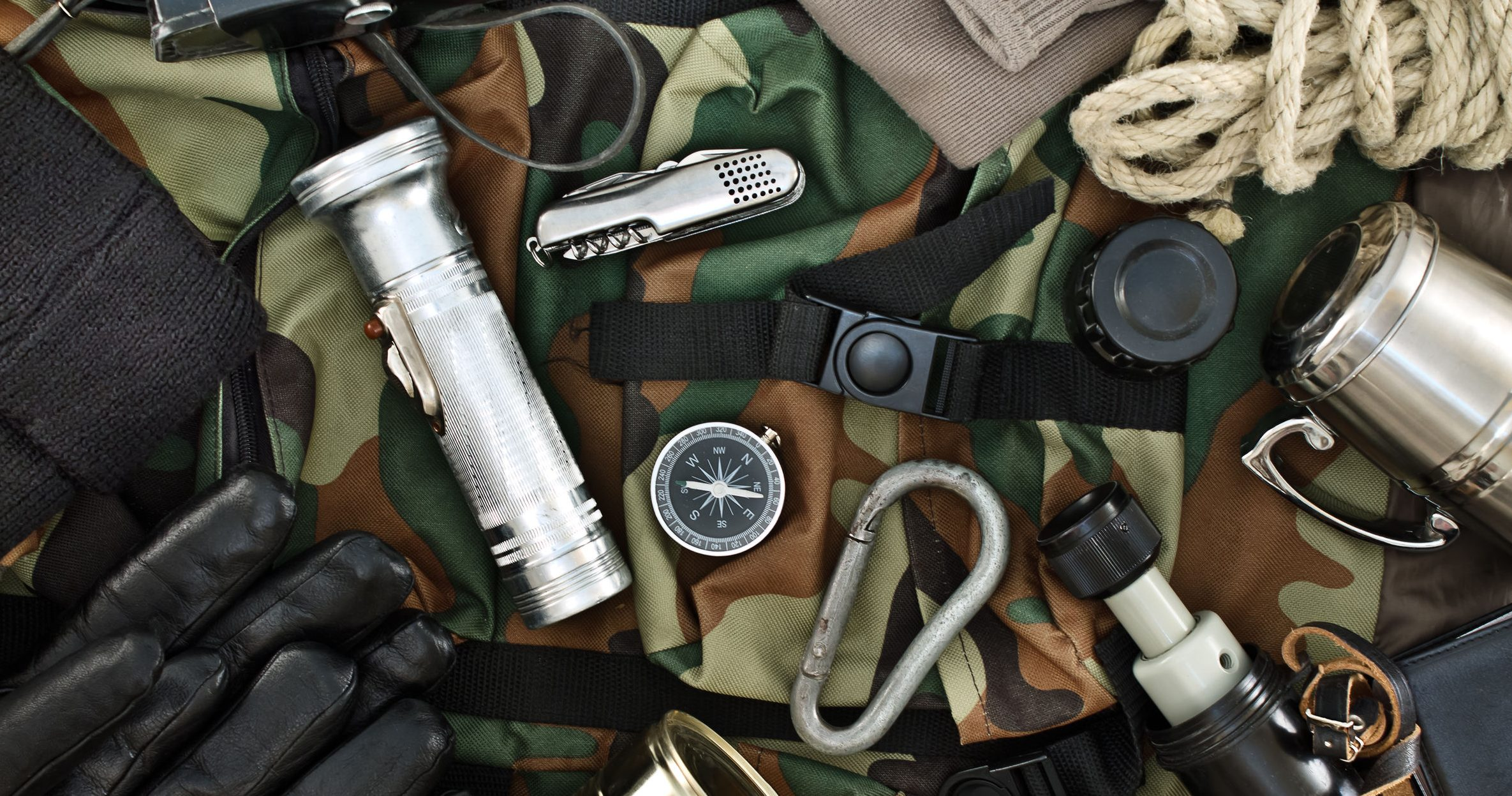 survival kit stuffs