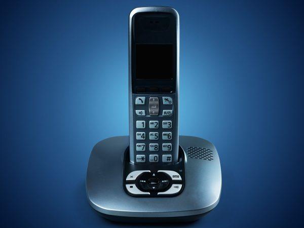 telefone residencial sem fio