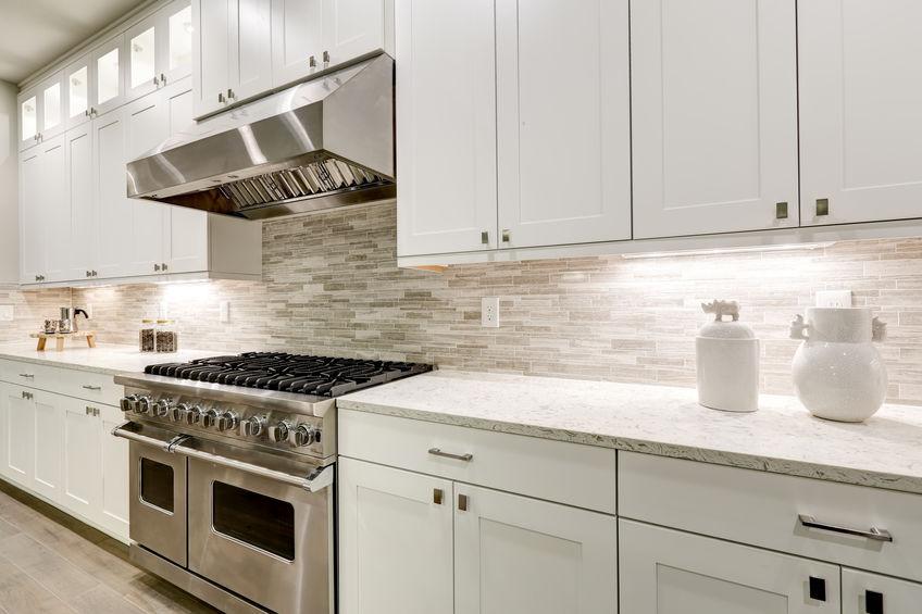 cozinha profissional em casa
