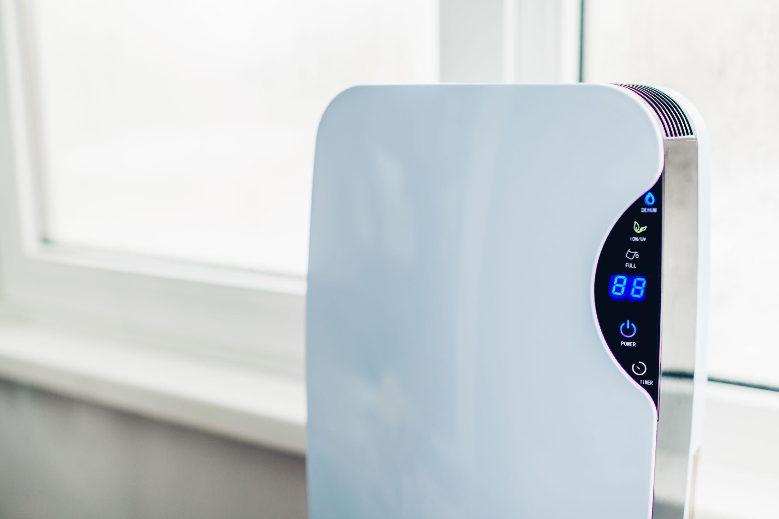 climatizador digital
