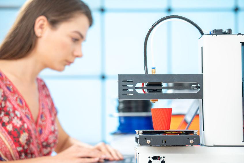 impressão de modelos 3d