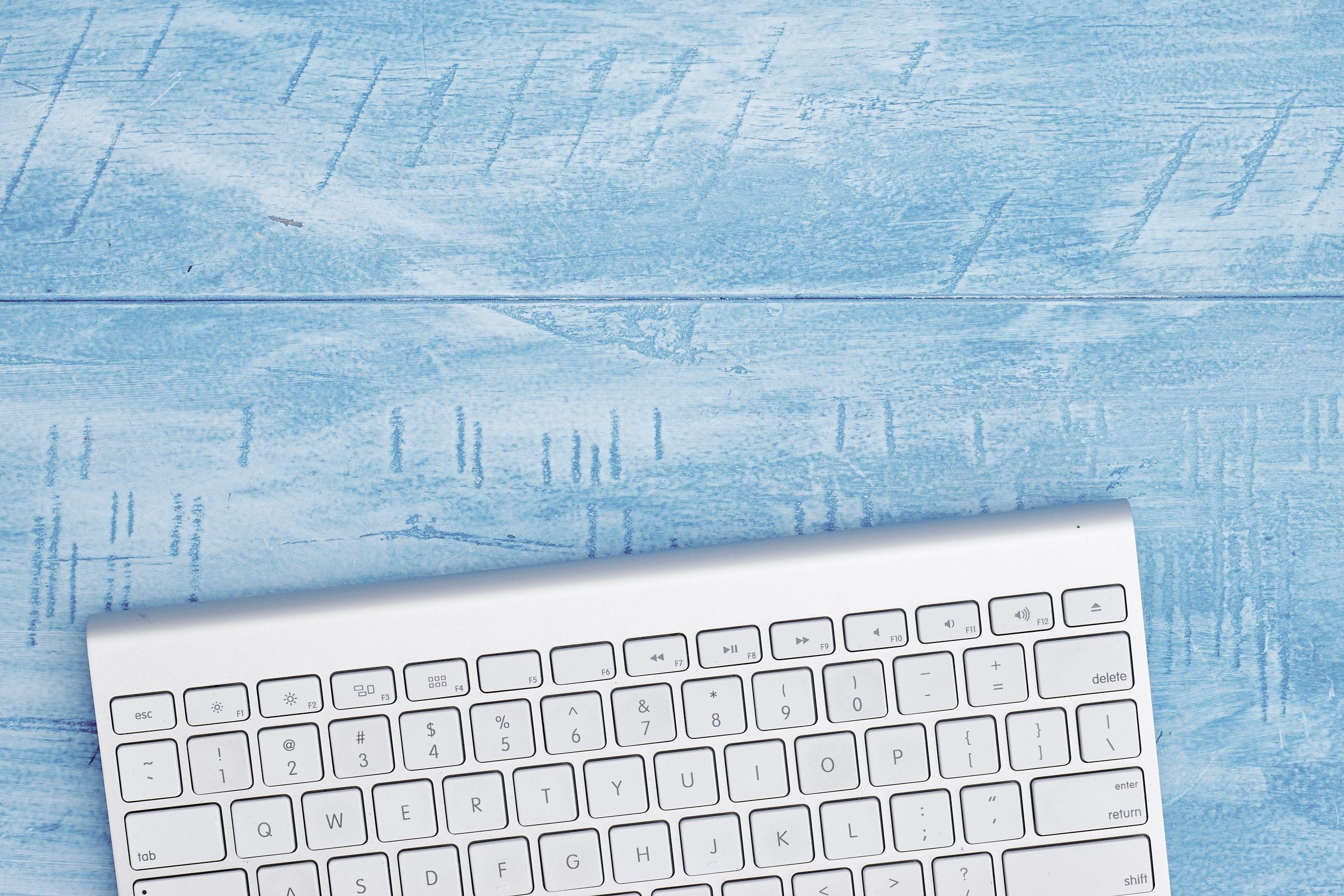 Imagem de teclado para ipad.