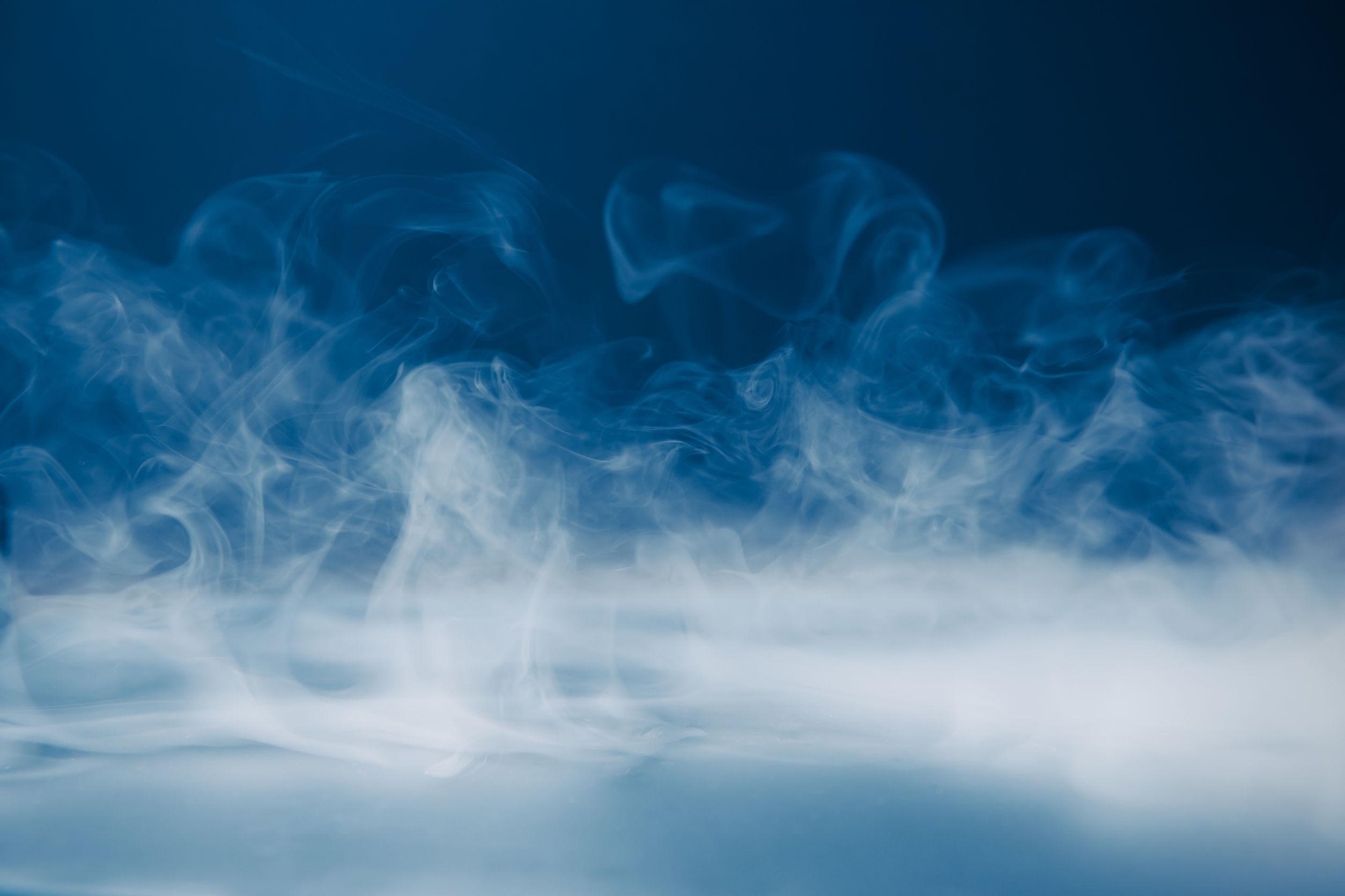 máquina de fumo