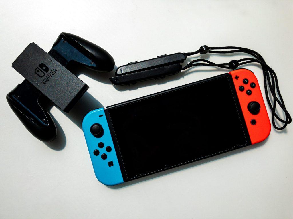 acessórios para switch nintendo
