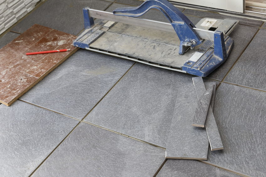 cortador de azulejos