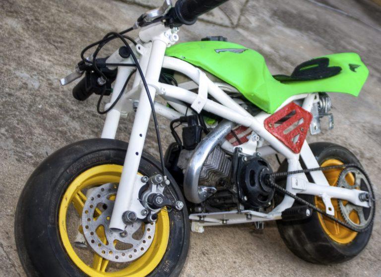 motocicleta para crianças