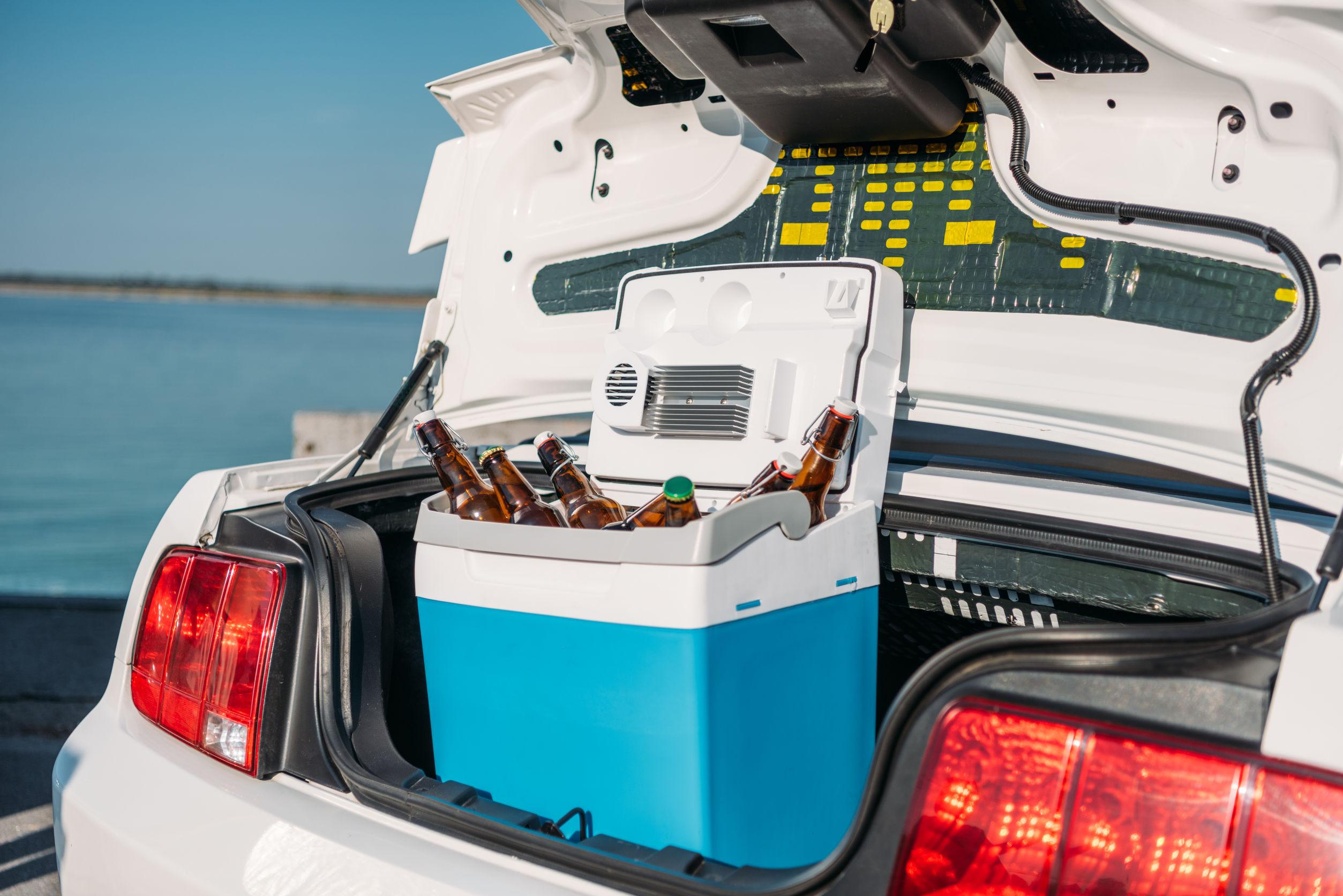 Caixa térmica para carro